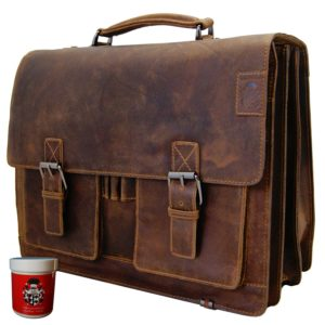 BARON of MALTZAHN Large Briefcase