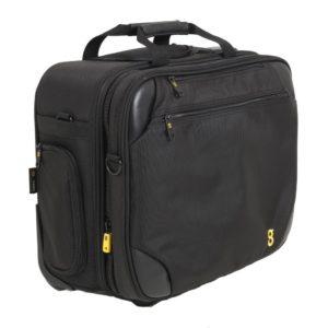 GATE8 2-in-1 Business Cabin Briefcase with Wheels