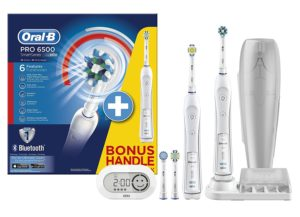 Oral-B Smart Series 6500 Rechargeable Toothbrush