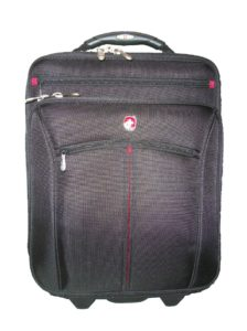 Wenger WA-7020-02 Vertical Roller Travel Case