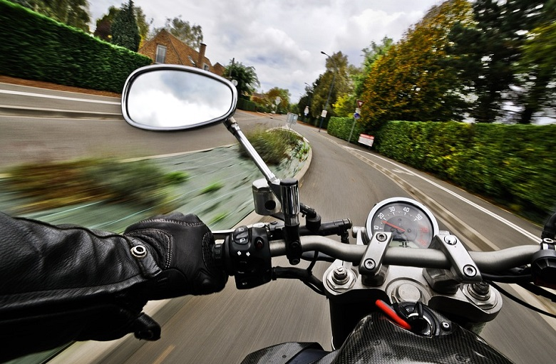 motorcycle action camera